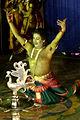 Male Kuchipudi dancer Gopiraj from Visakhapatnam 01.jpg