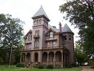 Mallory–Neely House United States historic place