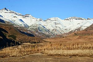 Maluti, which may be in the WHS area