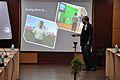 Manash Bagchi - Presentation - Technology for Museums - VMPME Workshop - NCSM - Kolkata 2015-09-08 3144.JPG