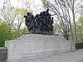 Manhattan Central park 107th New York Infantry memorial.JPG