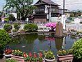 Manneken Pis at Kita-Yamagata Station.jpg