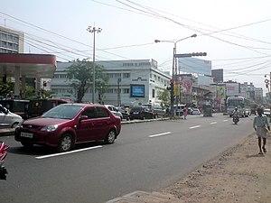 Kadavanthra - Manorama junction, Kadavanthra