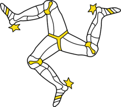 Manx Triskelion