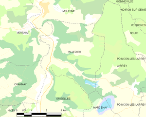 Map commune FR insee code 21693.png
