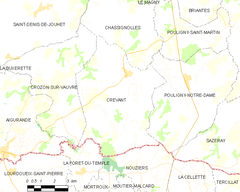 Map commune FR insee code 36060.png