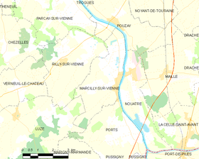 Map commune FR insee code 37147.png