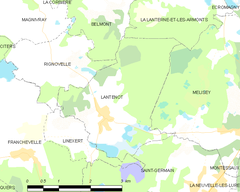 Map commune FR insee code 70294.png