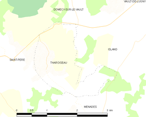 Map commune FR insee code 89409.png