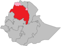 Map of Amhara Region 2021-04.png