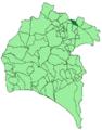 Map of Cañaveral de León (Huelva).png