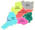 Mapa administracyjna powiatu krośnieńskiego.png