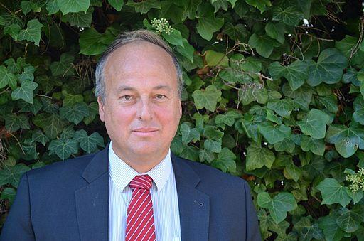 Marc Fromager, directeur de l'AED France depuis 2005