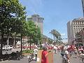 March Against Monsanto New Orleans Poydras Harrahs.JPG