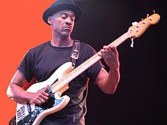 Marcus Miller - Marcus Miller at Stockholm Jazz Fest 2009