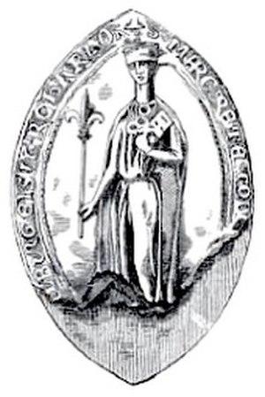 Margaret of Bar - Seal of Margaret of Bar