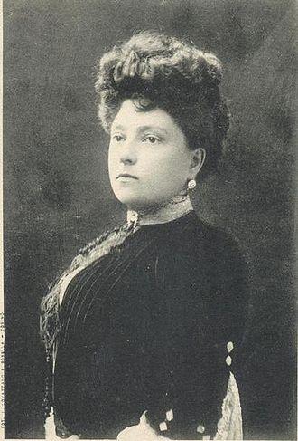 Maria Letizia Bonaparte, Duchess of Aosta - Image: Maria Letizia Bonaparte