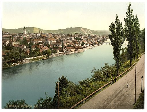 Maribor in the 1890s