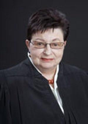 Marilyn Hall Patel - Image: Marilyn Hall Patel Senior District Judge