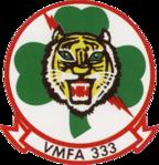 Marine Fighter Attack Squadron 333 (USMC) insignia c1975.png