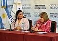 Marisol Argueta de Barillas y Susana Malcorra.jpg