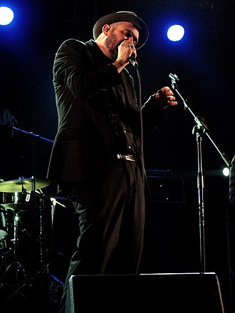 American Music Club - Mark Eitzel performing with American Music Club, 2008