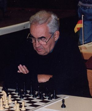 Mark Taimanov - Taimanov in 1996