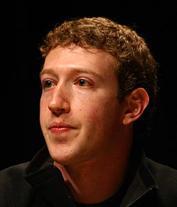 Mark Zuckerberg at South by Southwest in 2008 Image: Jason McELweenie.