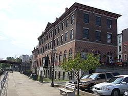 Market House Oswego NY Nov 08.jpg