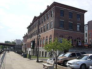 Oswego, New York - Market House, Oswego, NY