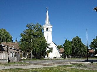 Sântana de Mureș - Reformed (Presbyterian) Church