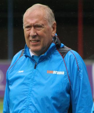 Martin Tyler - Tyler coaching Hampton & Richmond Borough