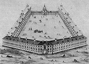 Marywil - Marywil in 1733.