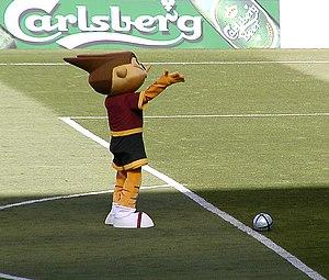 UEFA European Championship mascot - Image: Mascot EURO2004