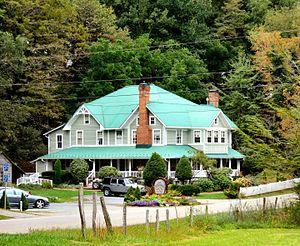 Mast Farm - Mast Farm Inn