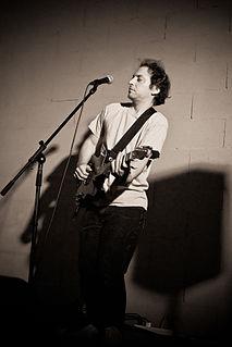 Mathieu Boogaerts French singer-songwriter