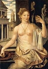 Bathsheba Observed by King David