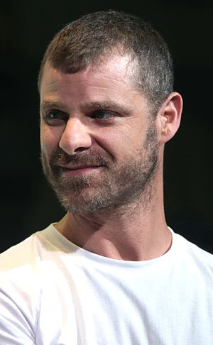 Matt Stone - Stone at the 2016 San Diego Comic-Con International