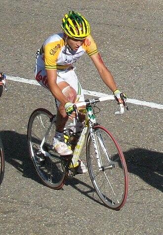 Australian National Road Race Championships - Matthew Lloyd