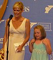 Maura West at 2010 Daytime Emmy Awards.jpg