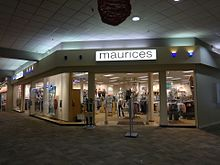 Maurices, Tifton Mall.JPG
