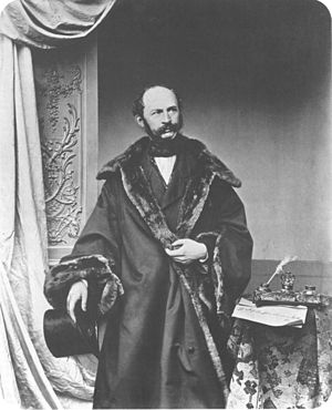 Maximilian II of Bavaria - Maximilian II (1860, photo by Franz Hanfstaengl)