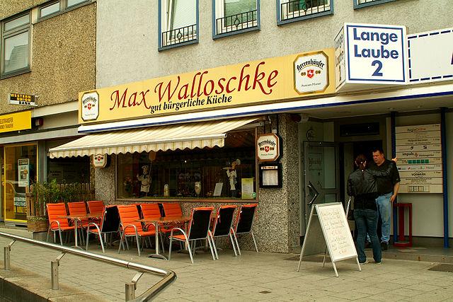 Elegant Deutsche Küche In Hannover