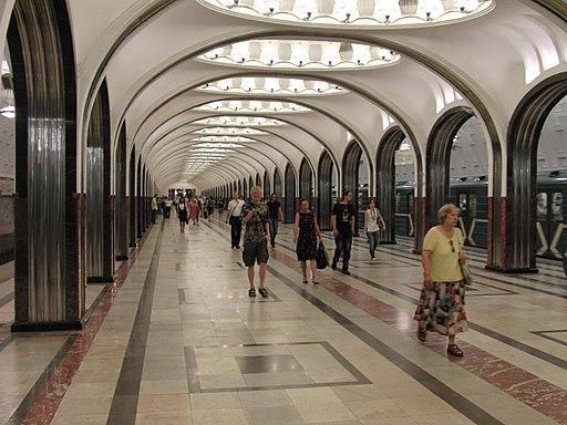 Mayakovskaya (Маяковская) (4831126324)