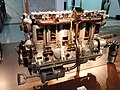 Maybach-Motor Mb IVa - Zeppelin Museum Friedrichshafen - DSC06820.JPG