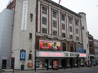 theatre in Southampton, England, a former cinema