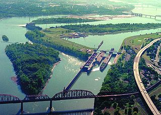 Geography of Louisville, Kentucky