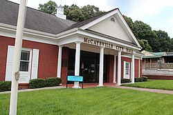 McCaysville city hall