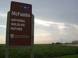 McFaddin and Texas Point National Wildlife Refuges - McFaddin National Wildlife Refuge