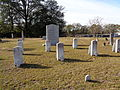 McMillian Burial Ground, unknown Confederate Soldiers.JPG